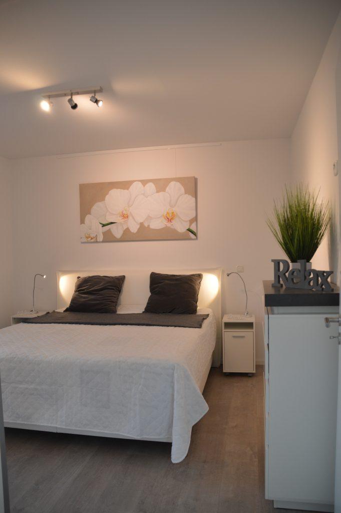 Ferienhaus Aldenburg, Grundrisse und Ansichten